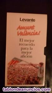 VHS Copa del Rey 1999 Valencia Campeón