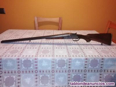 Escopeta paralela jabalí cal.12