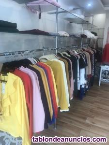 Traspaso tienda de ropa moda mujer