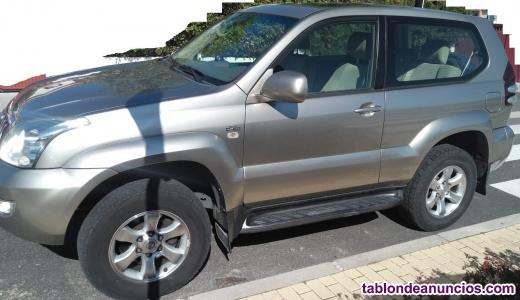 Toyota Land Cruiser VX 3p