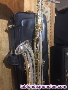 Saxofon yanagisawa tenor wo 37 oportunidad !!!
