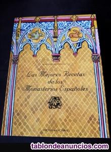 Libro de recetas Monasterios Españoles