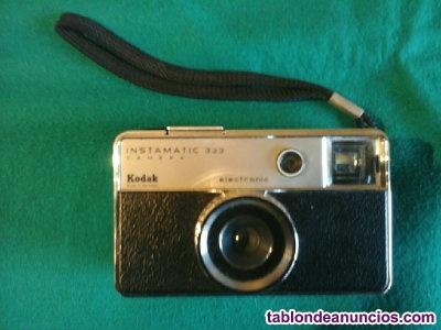 Camara Kodak Instamatic