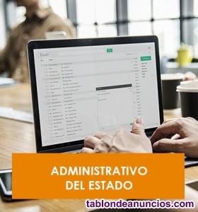 Esquemas y test de Administrativo del Estado.