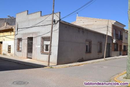 VENDO Casa 1 planta haciendo esquina (Calle Zanja-Calle La Parra) 300m2