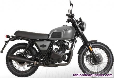 Motocicletas brixton todos los modelos