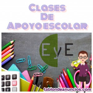 Clases Presenciales y Online para Primaria, ESO y Bachillerato