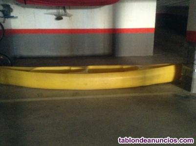 Canoe rigido