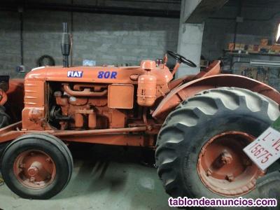 Se vende tractor fiat  80 r