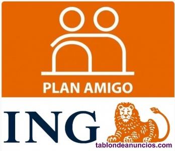 Plan Amigo ING, Regalo 50€
