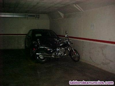 Parking avda. Martí pujol