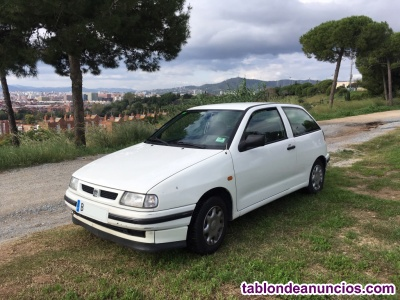 Seat Ibiza Collage 1995