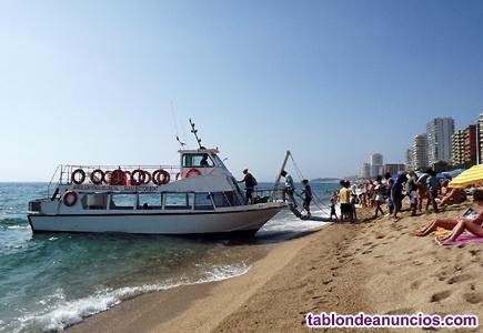 Crucero adecuado para buceo y excursiones