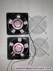 Ventilador axial sunon 120x120x38