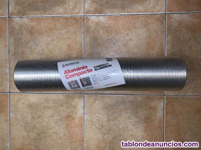 Tubo aluminio espiroflex 300cm Ø 120mm
