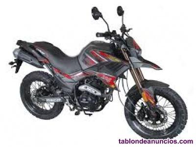 Malcor - malcor adventure 125cc