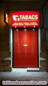 Estanco sin 2do canal en barcelona