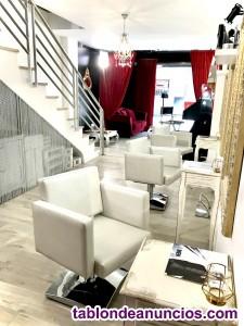 Traspaso negocio peluquería en funcionamiento