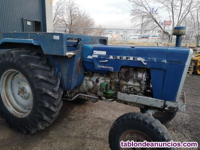 Tractor ebro 470