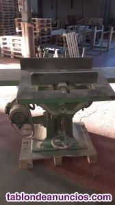 Maquina combinada universal de carpinteria