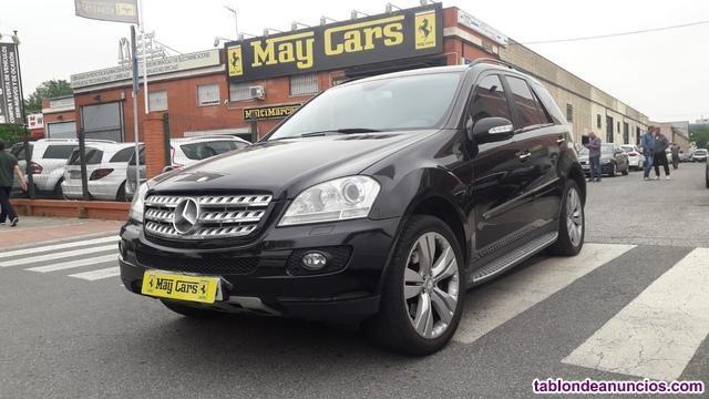 Mercedes-benz - ml 420 cdi muy equipado