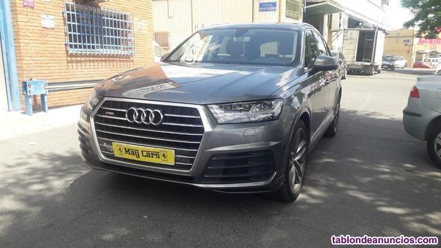 Audi - q7 3, 0 tdi sline 7 plazas