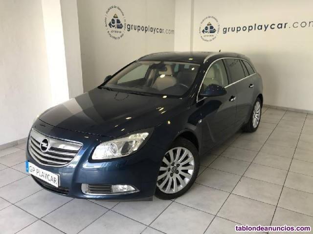 Opel insignia st 2.0cdti cosmo aut. 160