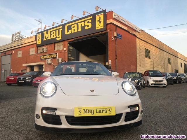 Porsche - 911 turbo cabrio 997