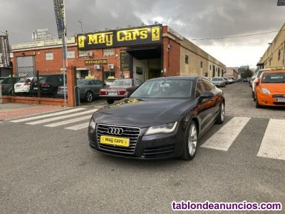 Audi a7 sportback a7 spb 3.0 tdi 313cv tip. Bus. Plus