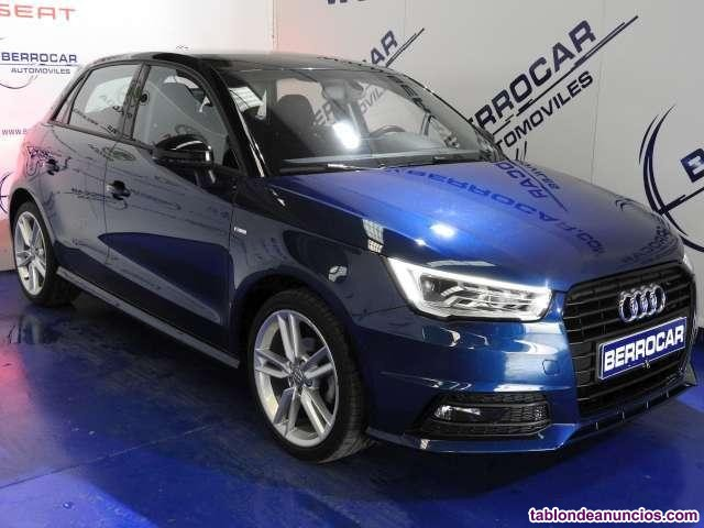 Audi - a1 adrenalin 1. 0 tfsi 70kw 95cv sportback