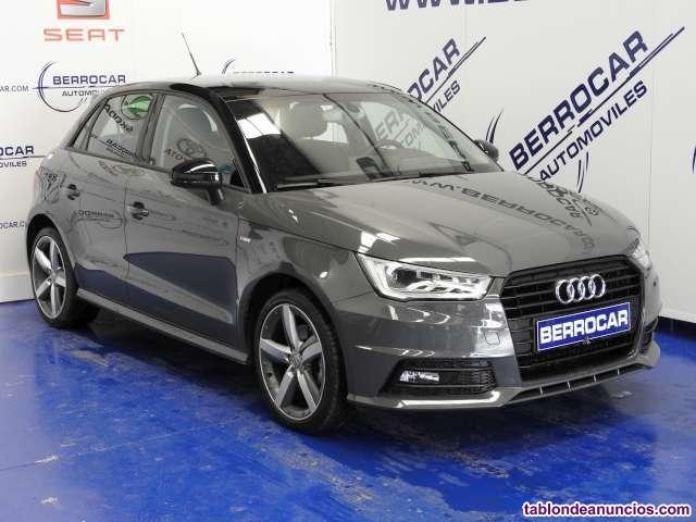 Audi - a1 adrenalin 1. 6 tdi 85kw 116cv sportback