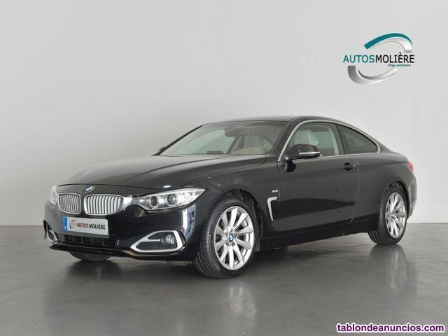 BMW Serie 4 420d Coupé Modern