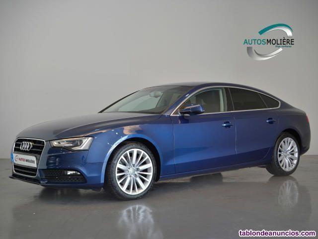 Audi a5 sportback 2.0tdi multitronic 190