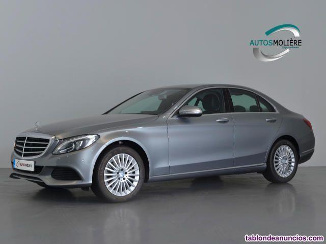 Mercedes-benz clase c 220cdi be executive avantgarde