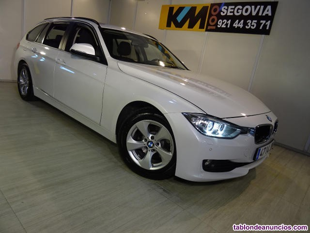 Bmw 320 serie 3 f31 touring d. Touring efficient dynamics