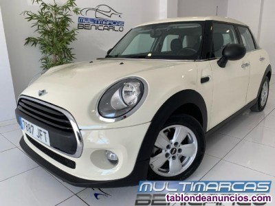 Mini one d desde 230 euros/mes