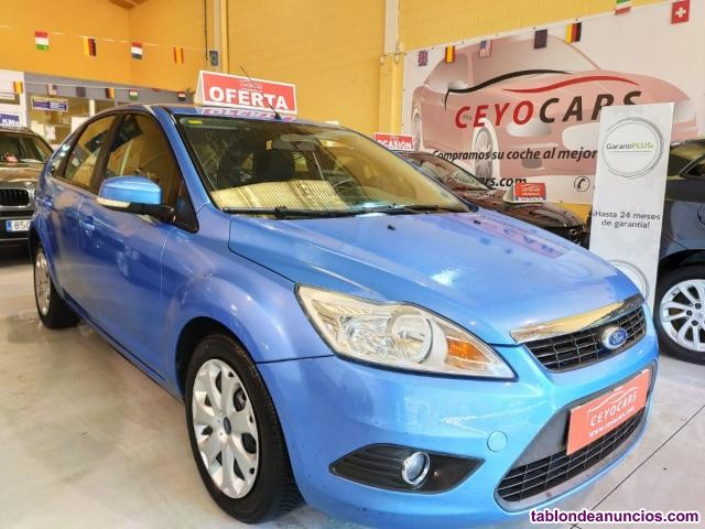 Ford Focus Berlina Trend 1.6 Tdci 109 CV