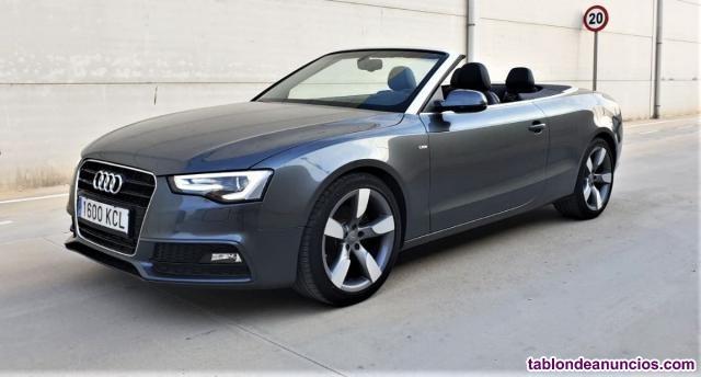 Audi a5 cabrio 2.0 tdi 177cv ambiente