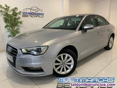 Audi A3 Sedán 2.0TDI CD Attracted ST desde 270euros/mes