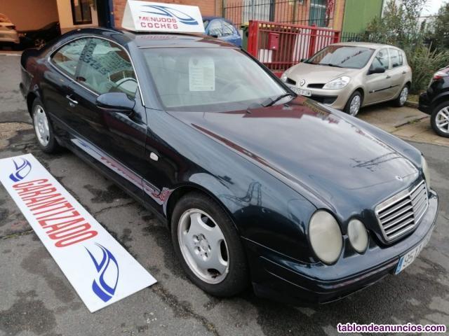 Mercedes Clase CLK Coupé 320 Elegance