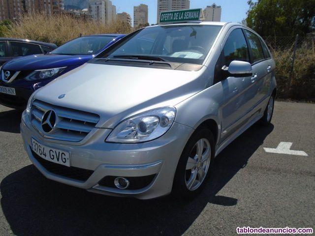 Mercedes-benz - clase b b 180 cdi sport edition