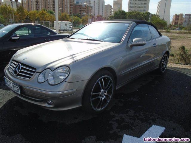 Mercedes-benz - clase clk clk 240 avantgarde