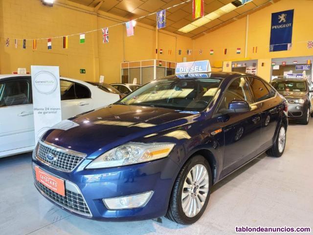 Ford Mondeo 4P Titanium 2.0 Tdci 140 CV