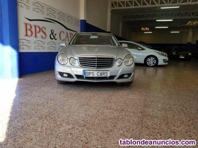 Mercedes-benz - clase e e 200 cdi avantgarde