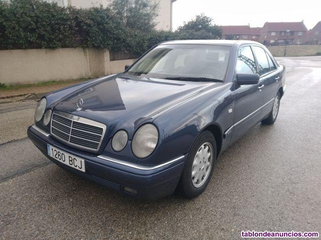 Mercedes-benz clase e 240 elegance