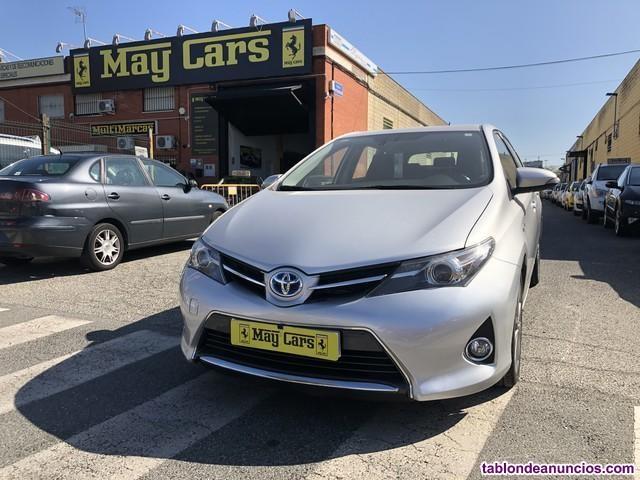 Toyota - auris active hybrido