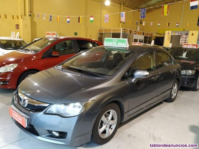 Honda Civic Hybrid AUTOMATICO Y GASOLINA