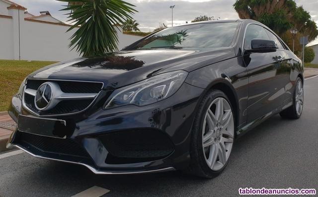 Mercedes-benz - clase e