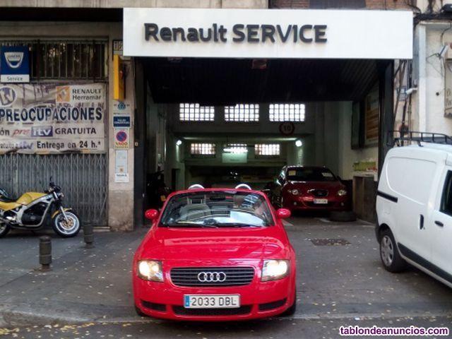 Audi tt roadster 1.8t 5vel. 180