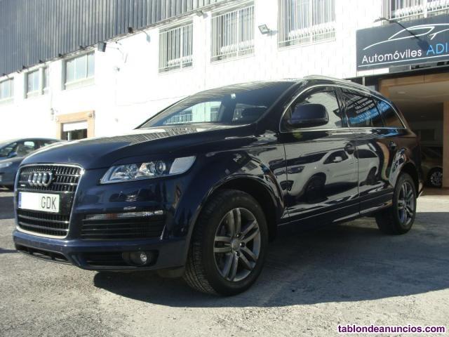 Audi Q7 3.0 TDI Quattro Tiptronic DPF S-LINE
